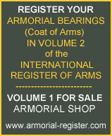 Register your Arms in Volume 2 - International Register of Arms